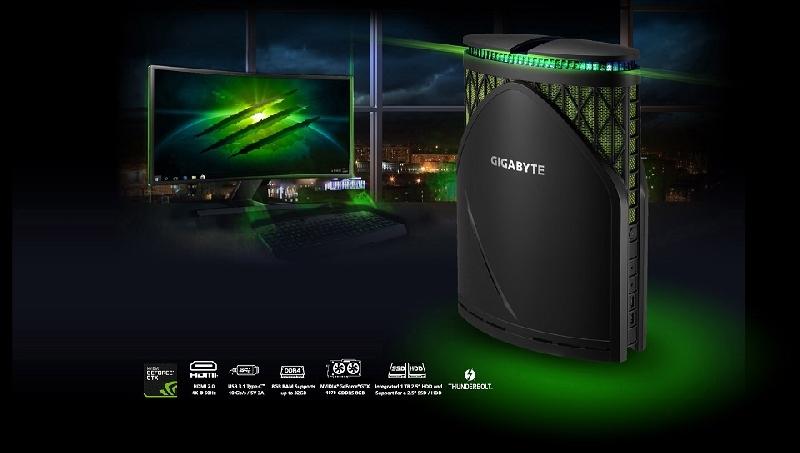 GIGABYTE presentó HULK, su nueva PC Gamer