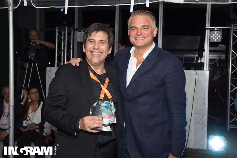Unitech premiada por Ingram Micro en EEUU