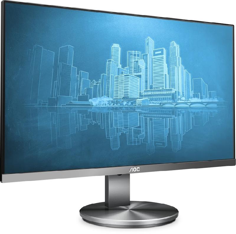 Productividad y bienestar: AOC amplía su oferta de monitores B2B