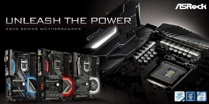 ASRock anuncia el lanzamiento de su línea de Motherboards Z...