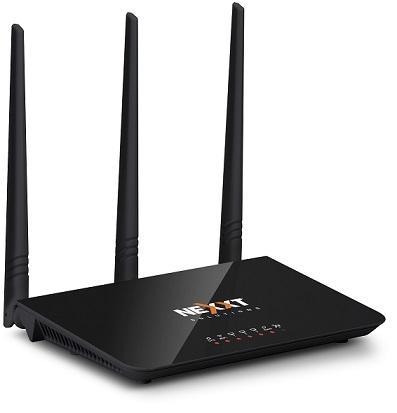 Nuevo Router de Nexxt Solutions: Alta Velocidad en Diseño Compacto