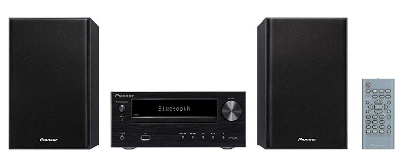 VideoMarket presenta los nuevos Mini Sistemas de Audio de Pioneer
