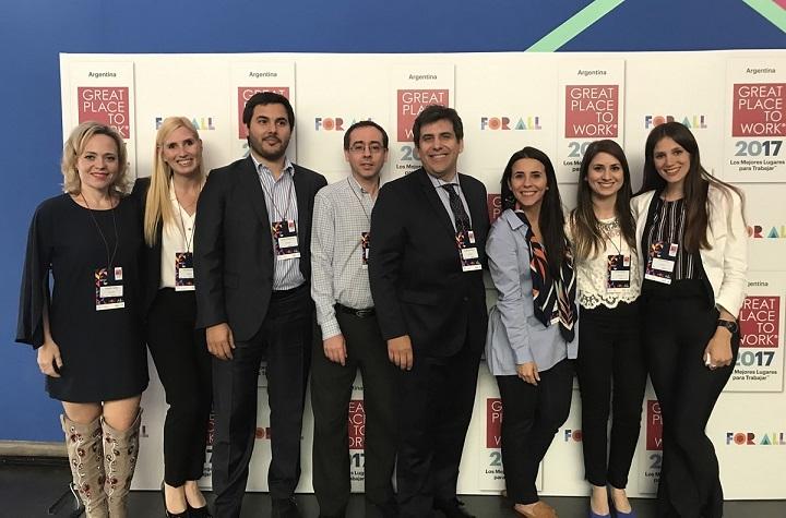 Unitech entre las mejores empresas para trabajar en Argentina en 2017