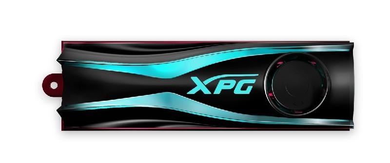 ADATA lanza XPG STORM RGB M.2 2280