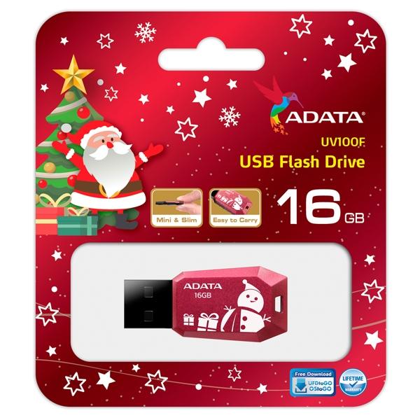 ADATA lanza una Edición especial de la Unidad Flash USB UV100F