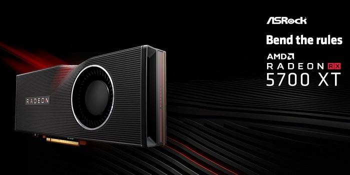 ASRock anuncia el lanzamiento su línea de placas de video Radeon RX 5700