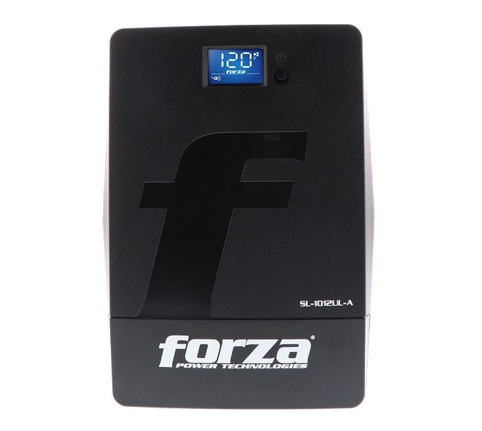 Forza presenta la UPS Interactiva SL 1012UL-A en Argentina