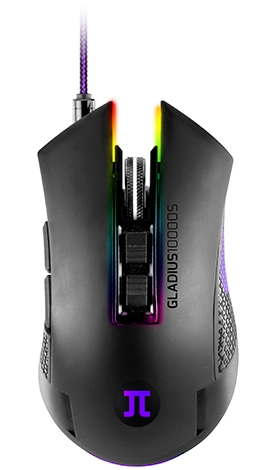 PRIMUS presenta el Mouse Gladius 10000S