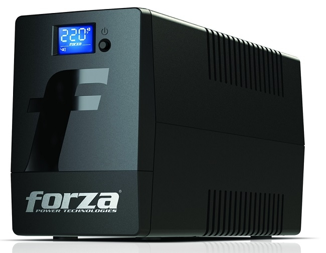 Forza presenta UPS para evitar los problemas ocasionados por los cortes energéticos