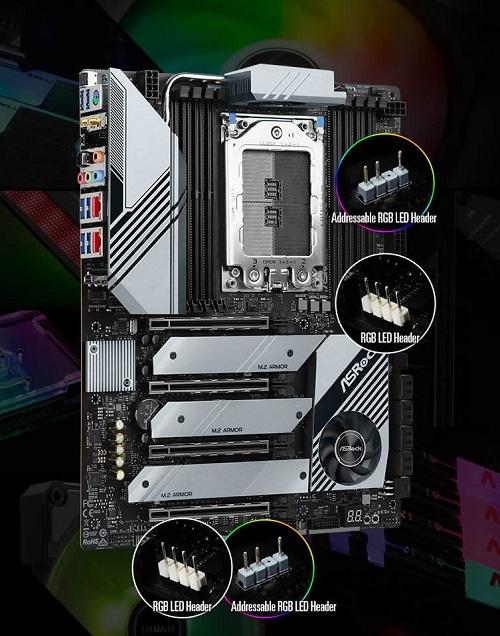 ASRock presenta el motherboard TRX40 Creator