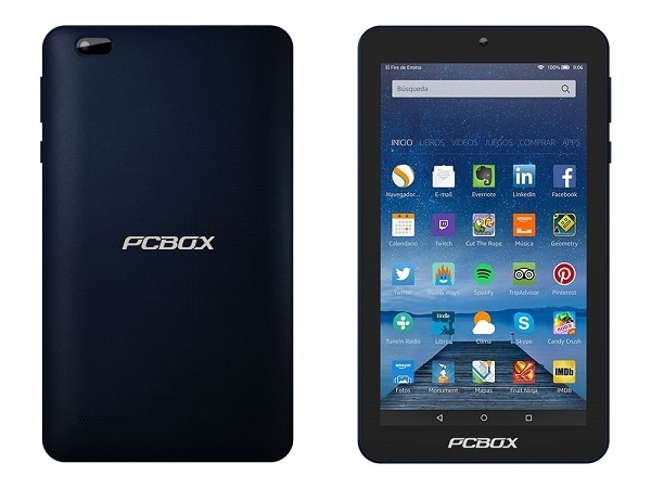 PCBOX presenta su nueva Tablet Flash en Argentina