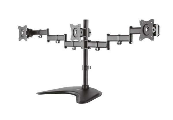Lleg� el Soporte triple para monitor LCD/LED de Klip Xtreme