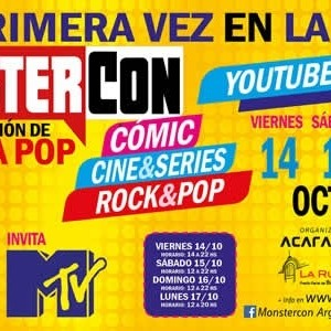 Comienza la MonsterCon 2016